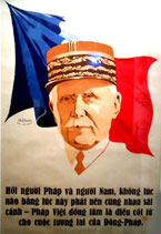 Maréchal Petain Indochine