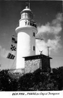 Le Phare du Cap Saint-Jacques