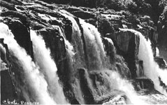 The Pongour Falls