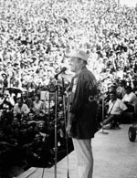 Bob Hope Christmas-Mass Show in Long Binh 1971