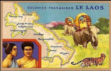 Laos Indochine