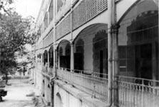 les chambres des militaires dans la Citadelle