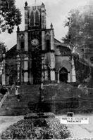 Eglise de Thudaumot