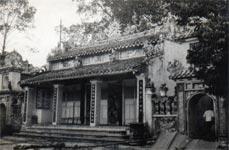 La pagode de Thu Dau Mot