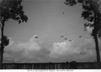 Parachutage près de Thudaumont