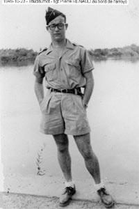le Sergent Pierre Renaud