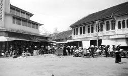 Le marché de Thu Dau Mot