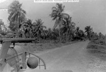La route de Saïgon à Thudaumot