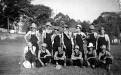 Les transmissions de Thudaumot en mars 1949