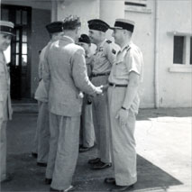Gendarmerie Indochine 1949