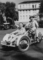 H�tel Continental Cyclomoteur Mars 1951