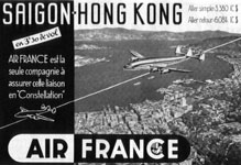 Air France Saïgon-Hong Kong