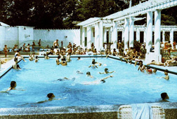 The Saigon C.S.S. swimming pool 1957