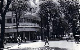 Café La Croix du Sud Saïgon