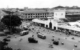 Le Marché de Saïgon