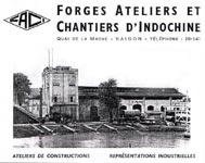 Forges Ateliers et Chantiers d'Indochine Saïgon