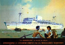 The steamship La Marseillaise