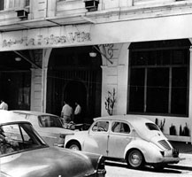 Continental Hotel Saïgon 1967