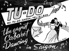Cabaret Tu Do Saigon 1962
