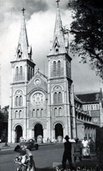 Cathedrale de Saigon