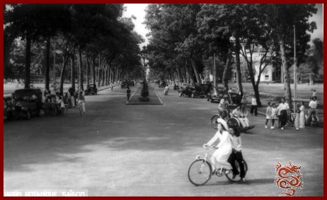 Saigon la perle de l 39 extreme orient for Boulevard jardin botanique