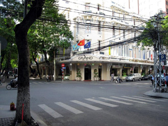 The Saigon Grand Hotel