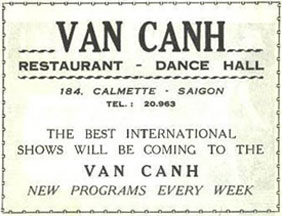 Van Canh Dance-Hall Saigon
