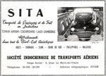 SITA Transport de Passagers et de Frêt en Indochine