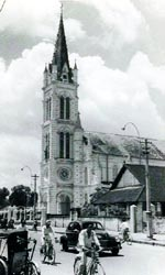 Tân Dinh Church Saigon