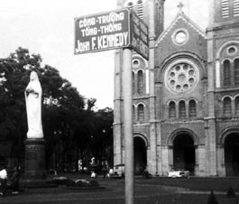 Place Kennedy Square, Cathedral Notre Dame Saigon