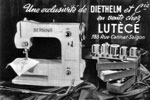 Lutèce machine Bernina  Saïgon