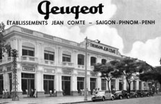 Etablissements Jean Comte Saigon
