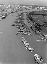 Saigon harbor 1968